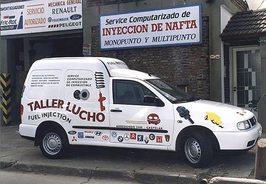 Taller Mecánico Lucho - Mecánica Integral en Castelar