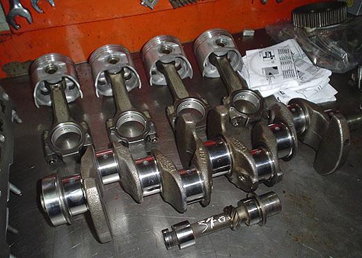 Afinación -  Balanceo - Agua y Aceite - Mecánica Automotor - Mono Punto - Multi Punto