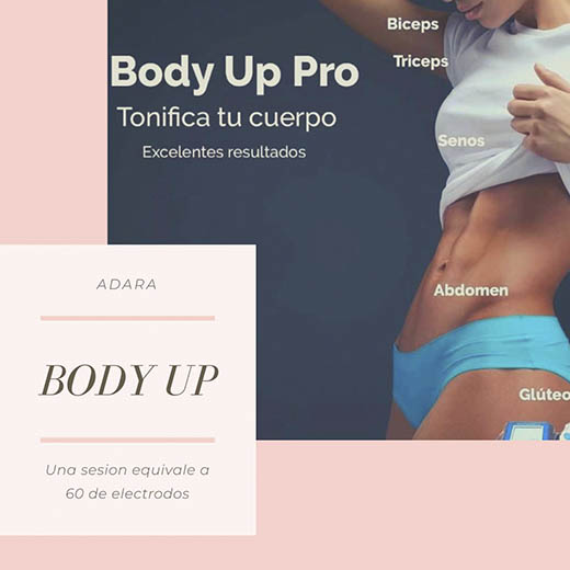 Body Up Pro - Tonificá tu cuerpo