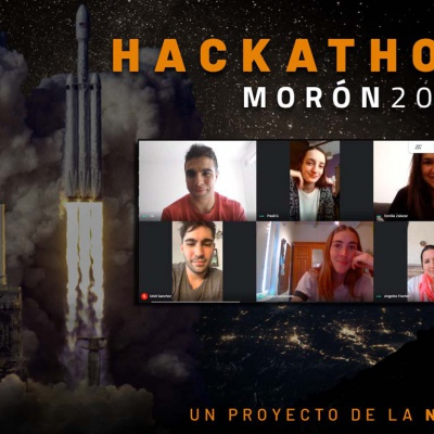La Universidad de Morón es finalista en el NASA Space Apps Challenge